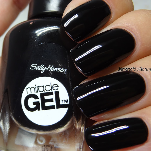 Sally Hansen Miracle Gel - Blacky O