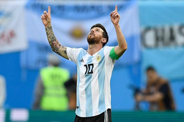 Hasil Argentina Vs Venezuela, Messi dkk Kalah, Cek Skornya disini!!
