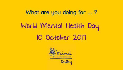 World Mental Health Day 2017: 10 October