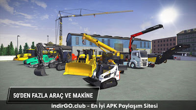 Construction Simulator 3 para hileli