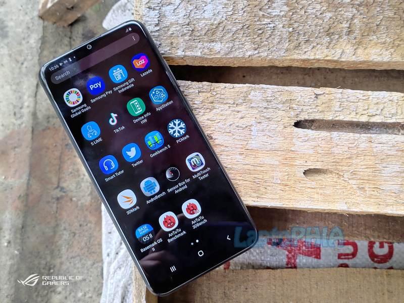 Performa Samsung Galaxy A02s