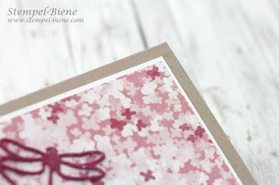 Geburtstagskarte; stampinup Libellen; matchthesketch; stempel-biene; hochzeitspapeterie; Geburtstagspapeterie; bastelworkshops; stampinupblog