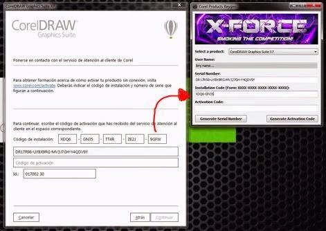 xforce keygen free download coreldraw graphic suite 2018