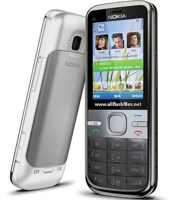 Nokia-C5-00-Firmware
