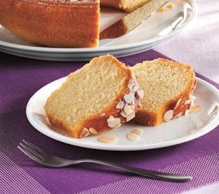 Italian almond ring cake recipe