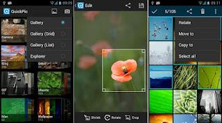 5 Aplikasi Gallery Keren Untuk Android Terbaik
