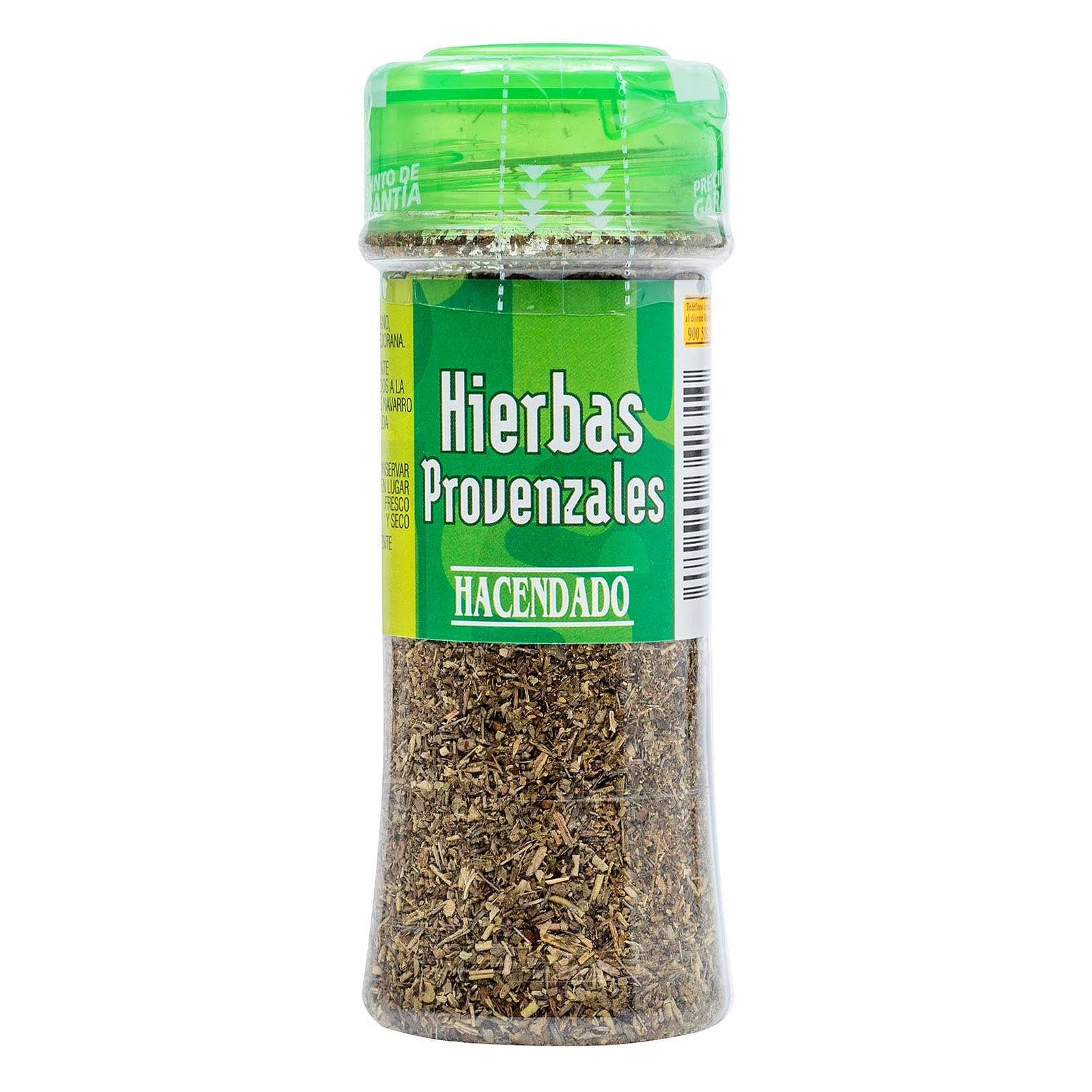Hierbas provenzales Hacendado