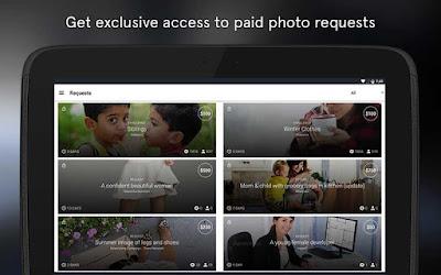 aplikasi jual foto penghasil uang 1