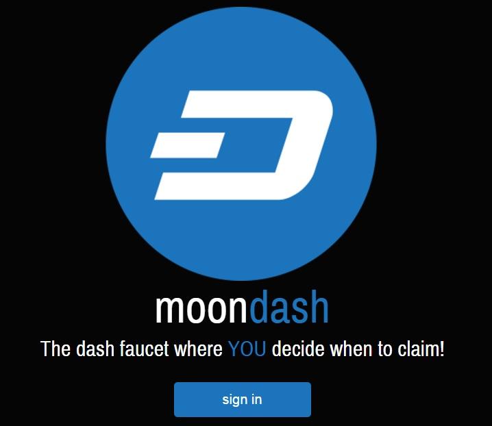Đào Dash coin miễn phí