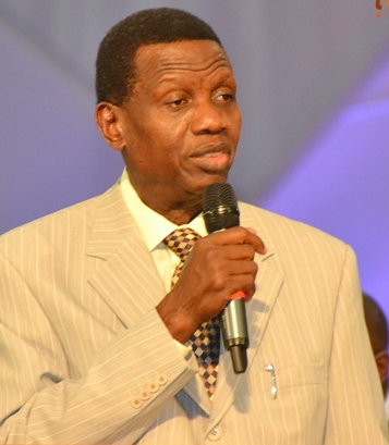 pastor adeboye likes james bond movies