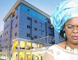 PATIENCE JONATHAN N6BILLION NEW ABUJA PROPERTY
