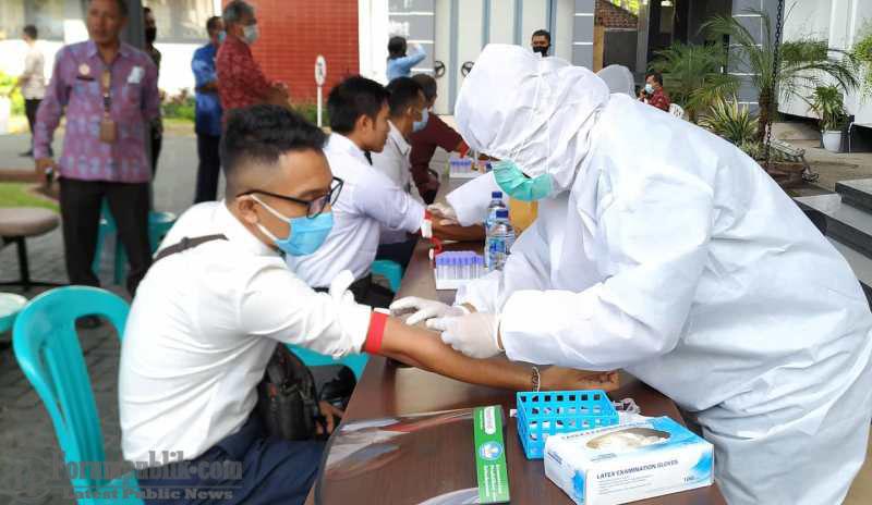 Surat Edaran Kemenkes: Tarif Pemeriksaan Rapid Test Maksimal Rp150.000