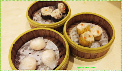 imperial kitchen & dimsum enak
