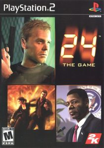 Download 24: The Game (2006) PS2