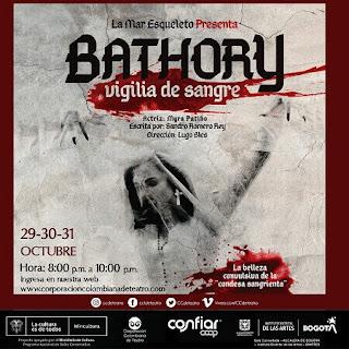 BATHORY, UNA VIGILIA DE SANGRE 2020