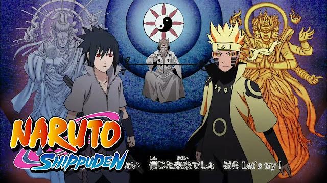 Opening Naruto Shippuden 17: Kaze