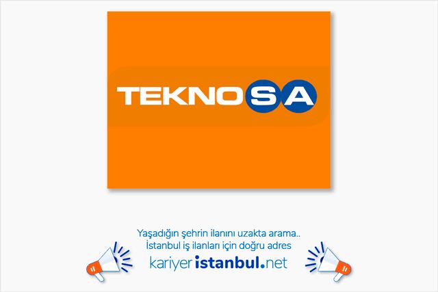 Teknosa İstanbul Anadolu Yakası'ndaki mağazalarda görevlendirilmek üzere mağaza satış danışmanları alacak. Detaylar kariyeristanbul.net'te!
