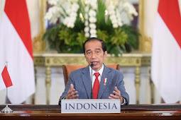 Jokowi Sampaikan Upaya Indonesia Tangani Pengendalian Perubahan Iklim