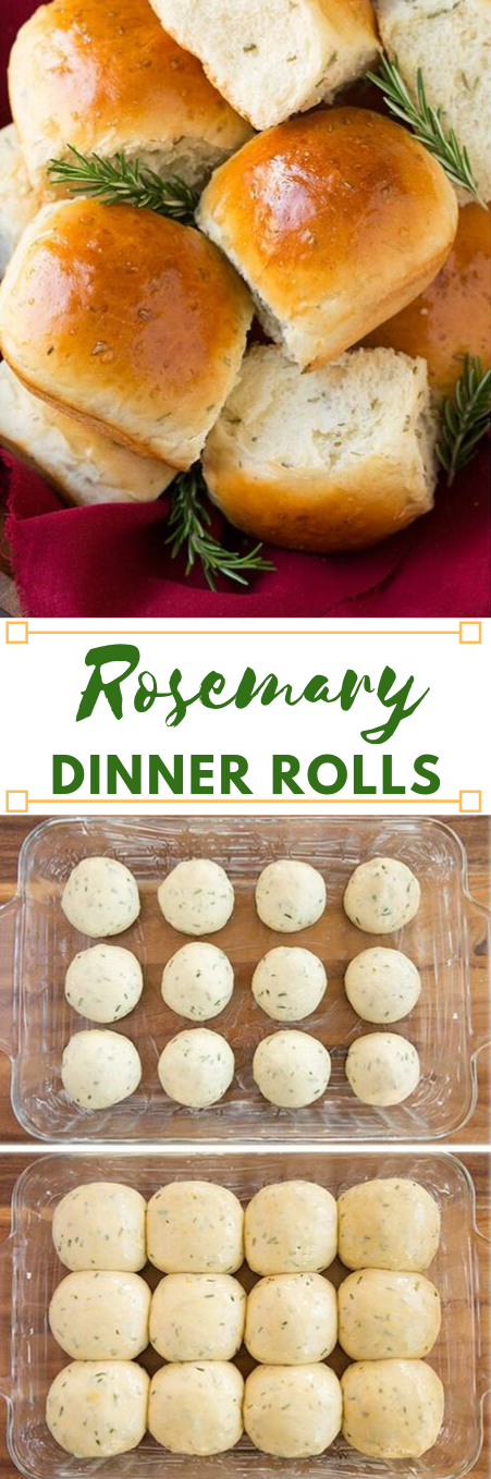Rosemary Dinner Rolls #healthydinner #cauliflower #vegan #easy #familyfood