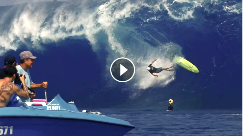 WIPEOUTS Failed landings botched barrel rides and more