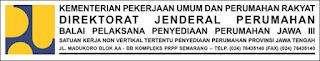 Lowongan Kerja Balai Pelaksana Penyediaan Perumahan Jawa III