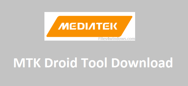 MTK-Droid-Tool-Download