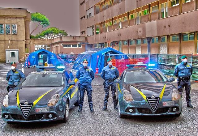 LOCRI. Sequestrate polizze assicurative per oltre un milione e mezzo di euro