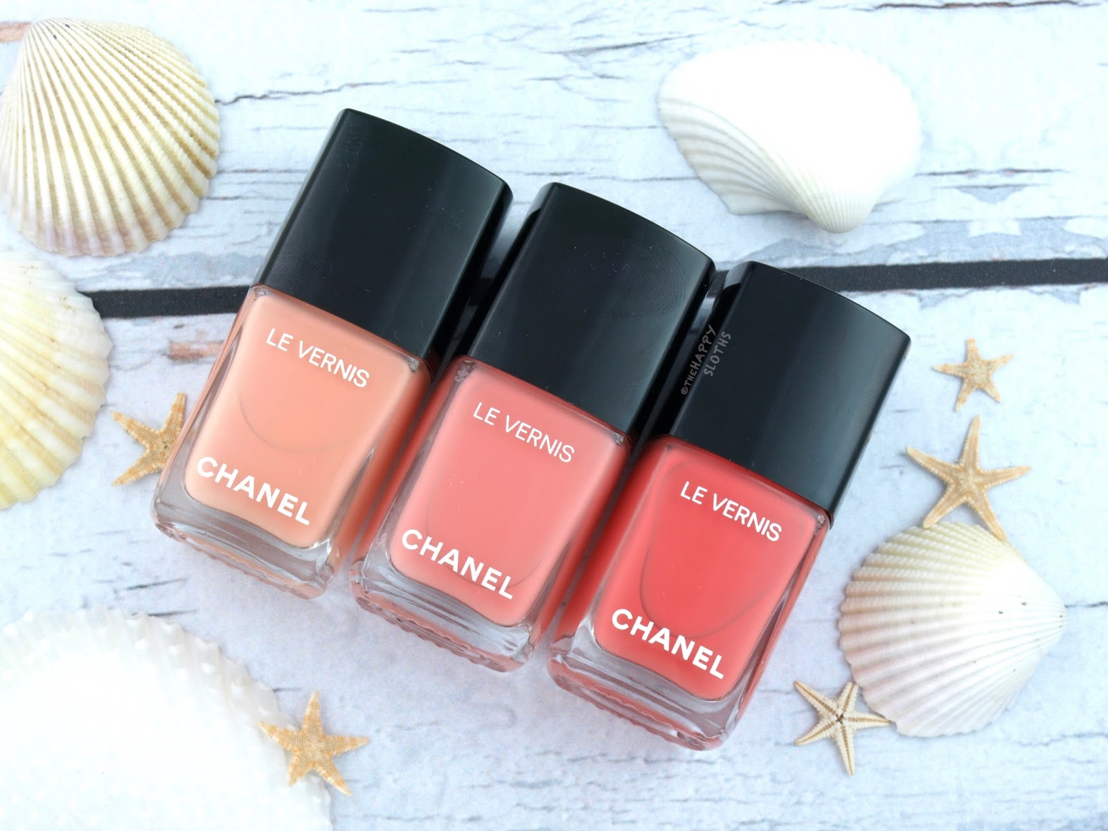 Chanel Summer 2017 Cruise Collection Le Vernis: Review and Swatches