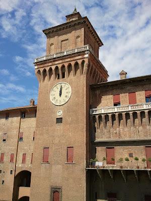 Castello Estense, Ferrara - Este's Castle, Ferrara, Italy, photo2