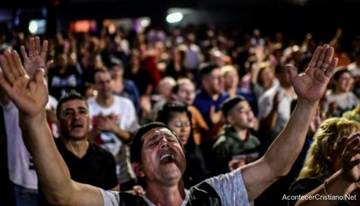 Cristianos evangélicos argentinos