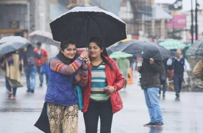 Heavy rains expected in many states including UP, Meteorological Department issued alert