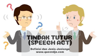 tindak tutur - speech act
