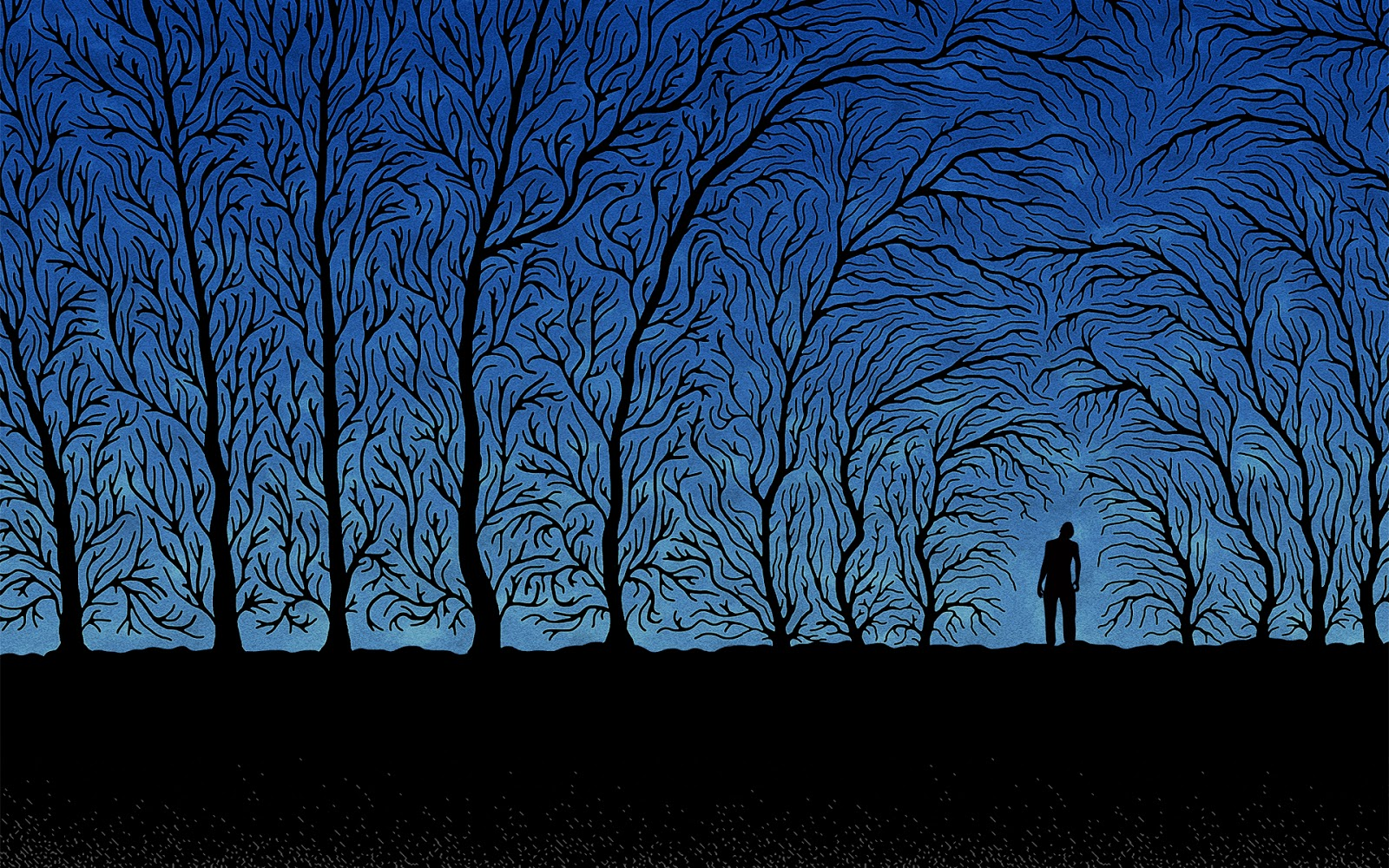 Oil-paintings-blue-black-theme-lonely-man-HD-picture.jpg