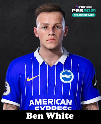 PES 2021 Faces Ben White