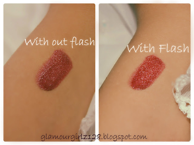 Rossetto Atomic red 06 swatches