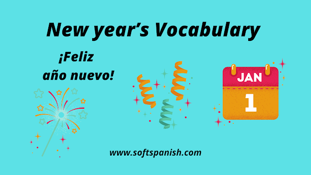 New year in Spanish