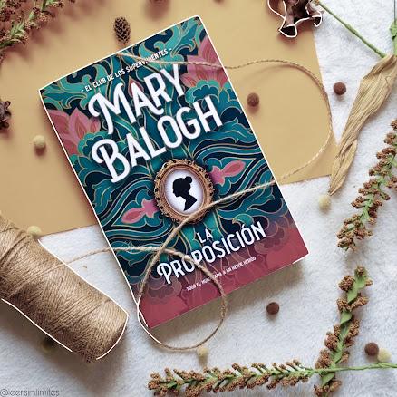 La proposición | El club de los supervivientes #1 | Mary Balogh | Titania