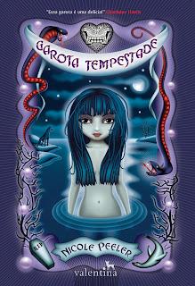 Resultado de imagem para Garota Tempestade - Nicole Peeler