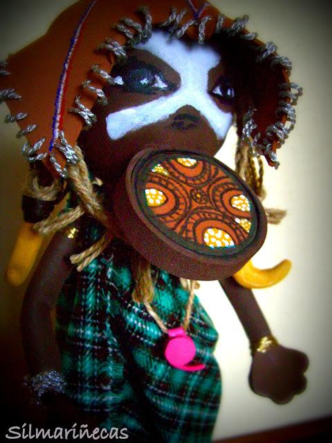 Fofucha etíope-