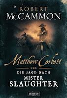Cover: Matthew Corbett und die Jagd nach Mister Slaughter