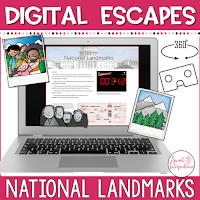 national landmarks cover