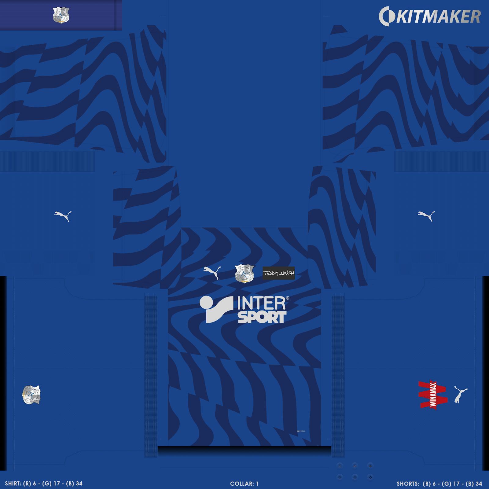Winning Eleven 2020 Pro Evolution Soccer 2020 Kits Ligue 1