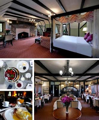 The Lakehouse Cameron Highlands bilik dan restoran