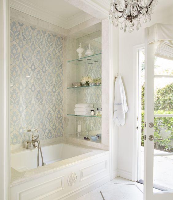 Beautiful Bathrooms 2017: South Shore Decorating Blog: 30 Beautiful Transitional