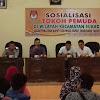 Tokoh Pemuda Kecamatan Sukadiri Dapat Arahan Pilkada Dari KPU