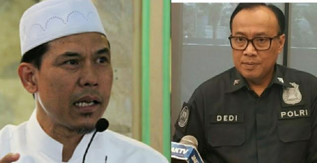 FPI Sebut Seluruh Perkara HR Sudah SP3, Berikut Bantahan Polri