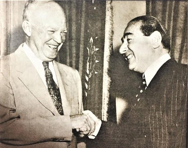 Türkiye'yi ilk ziyaret eden ABD Başkanı kimdir?