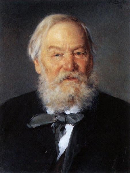 Маковский Владимир Егорович - Портрет А.И.Стрелковского. 1889