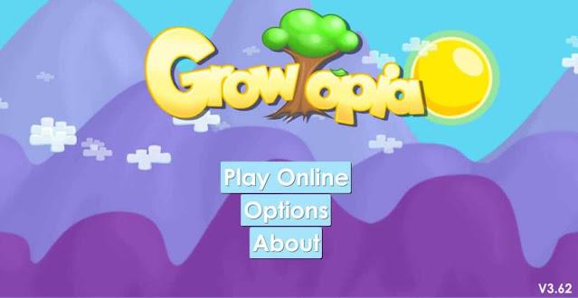 Panduan game growtopia