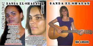 Banda Elshaday em Paratibe Paulista